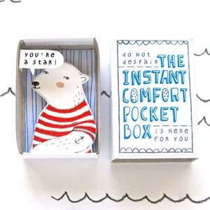 Kims Little Monsters The Instant Comfort Pocket Box AU $12.11 - Etsy