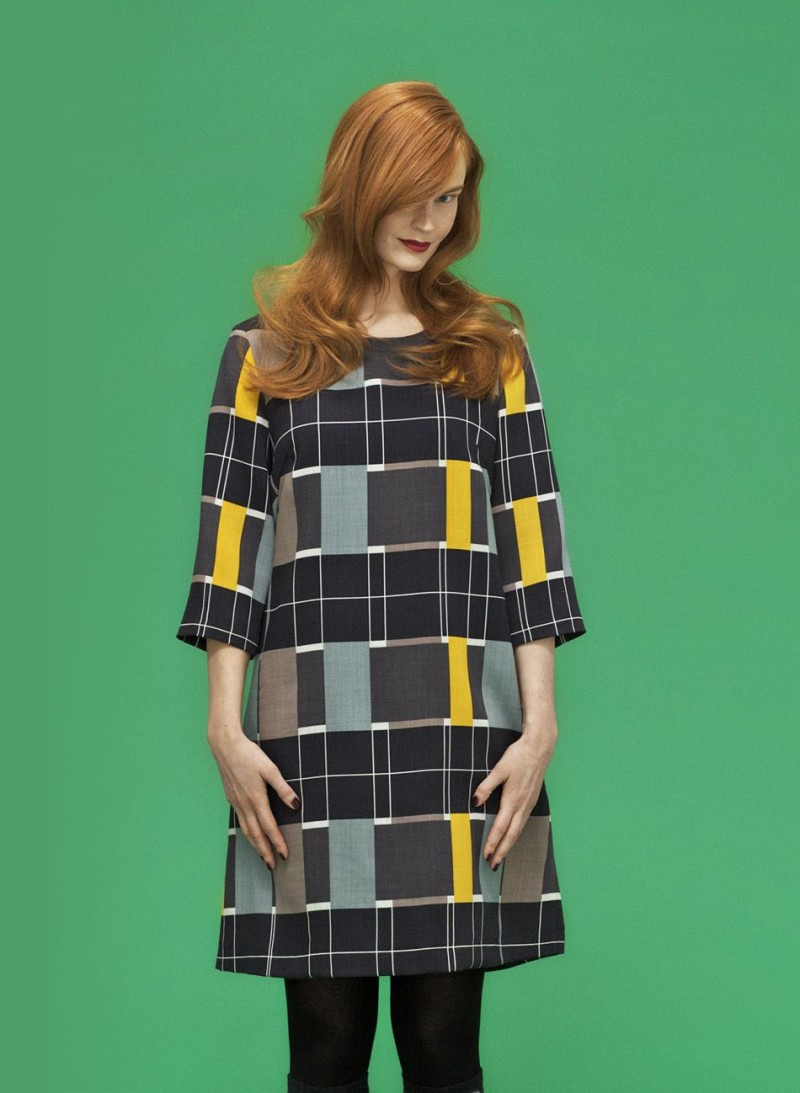 Marimekko dress via we-are-scout.com