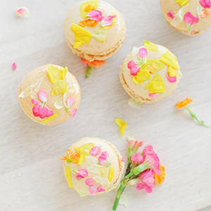 17 incredible recipes using edible flowers