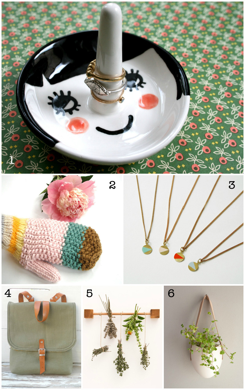 Christmas Etsy Gift Guide via we-are-scout.com