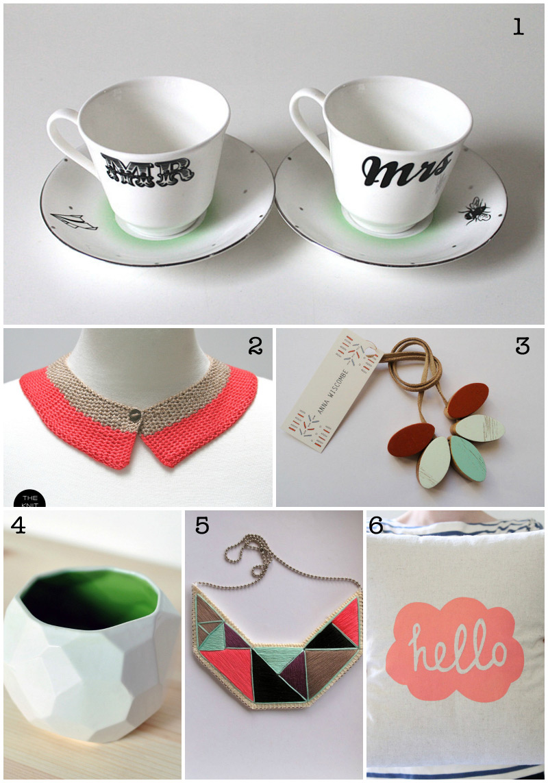 Etsy Christmas presents via we-are-scout.com
