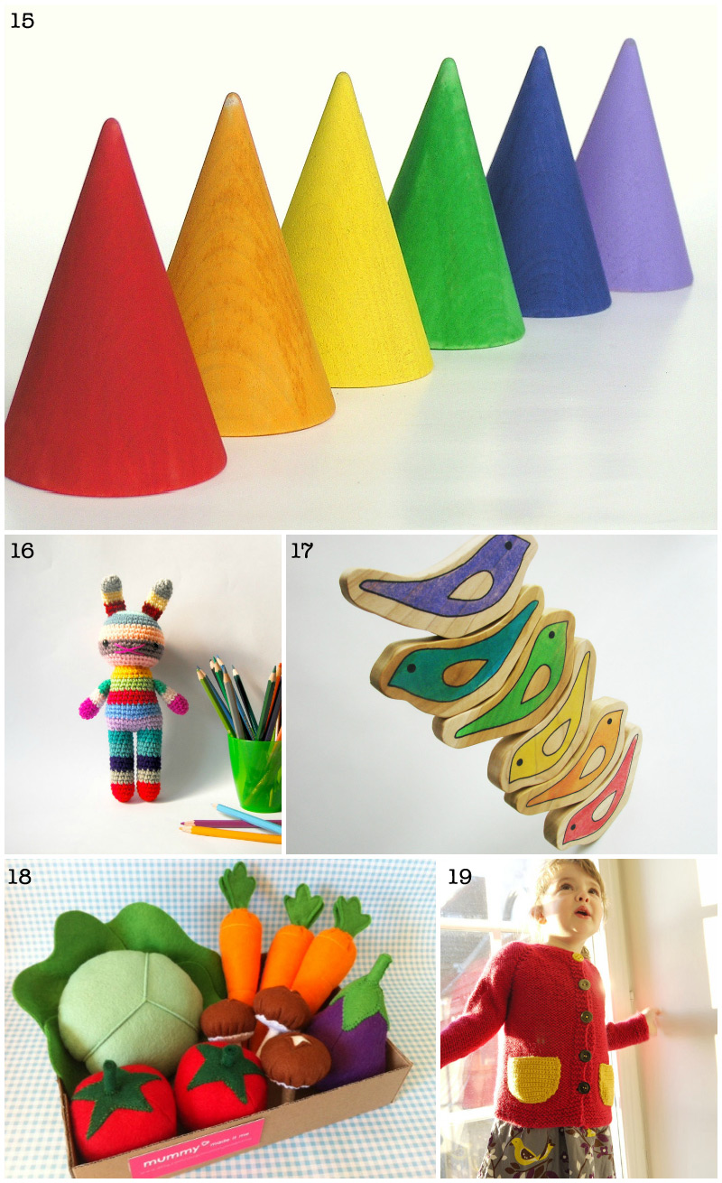 Etsy Christmas Gift Guide for Babies and Kids via we-are-scout.com