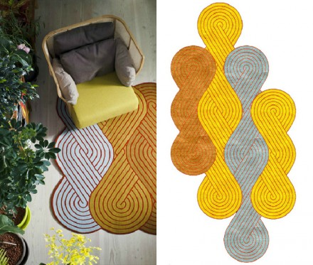 Loom Rugs via we-are-scout.com