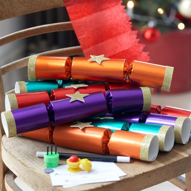 RSPB Magic crackers via we-are-scout.com