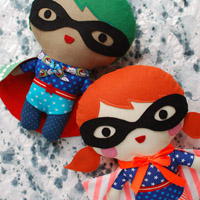 SUPER HERO SOFTIES