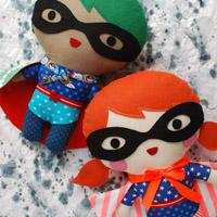 SUPER HERO SOFTIES
