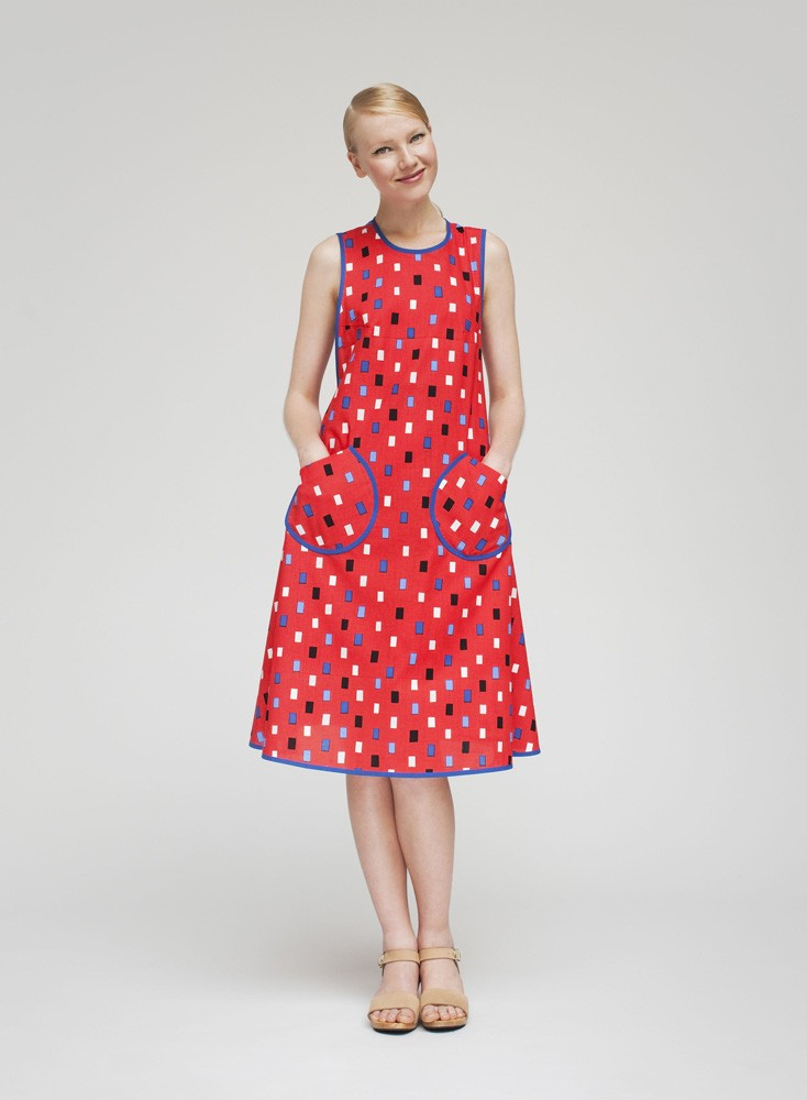 Marimekko Nopsa dress via we-are-scout.com