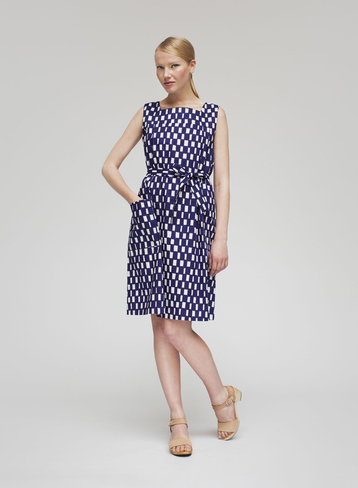 Marimekko Sattuma dress via we-are-scout.com