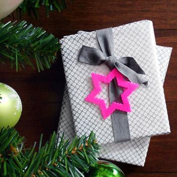 make holiday decorations with Hama Perler beads