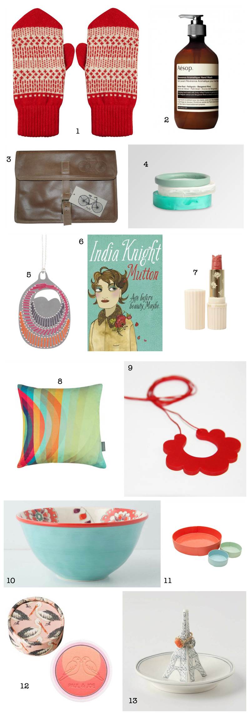 Christmas Gift Guide: Presents for mums, sisters and girlfriends