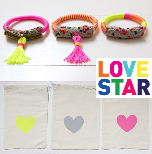 Love Star via the red thread 3
