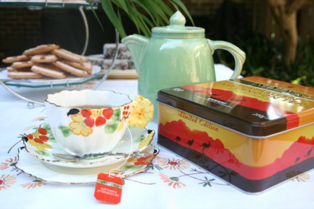 A vintage Aussie afternoon tea via we-are-scout.com