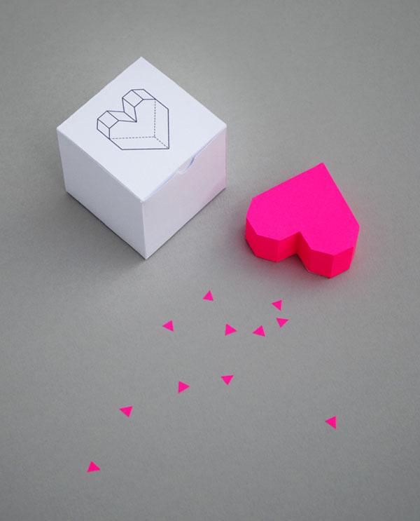 mini eco box via the red thread