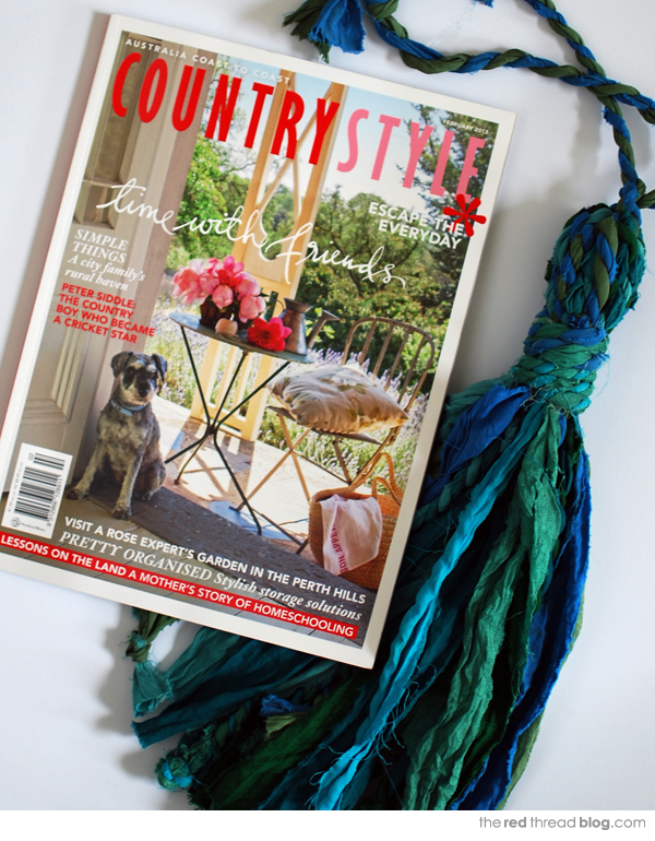 the red thread Country Style Mag