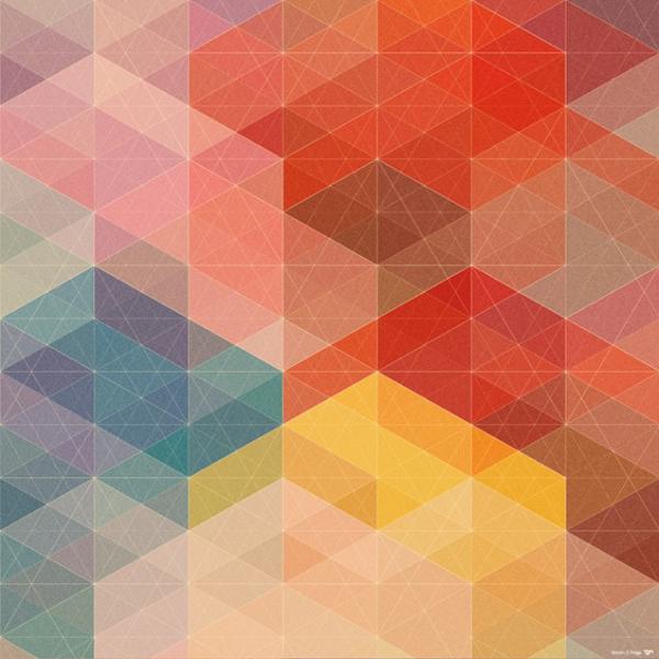 Cuben iPad wallpaper via the red thread