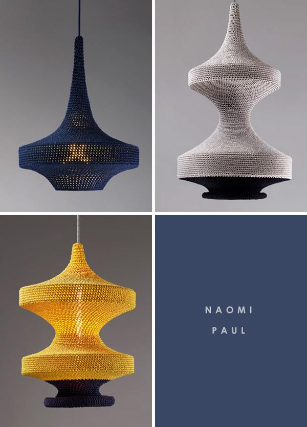 Naomi Paul lights via the red thread