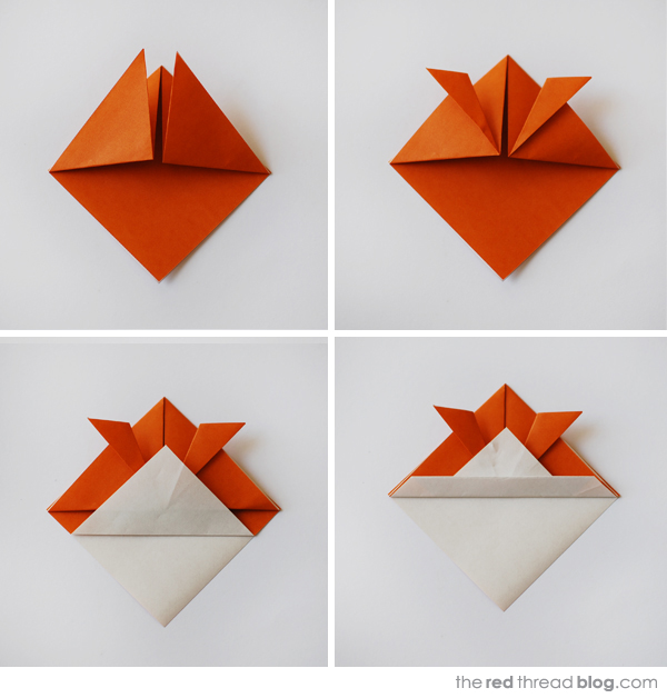 make origami fish wall art with your kids we are scout