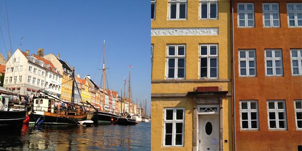 the red thread Copenhagen Nyhavn