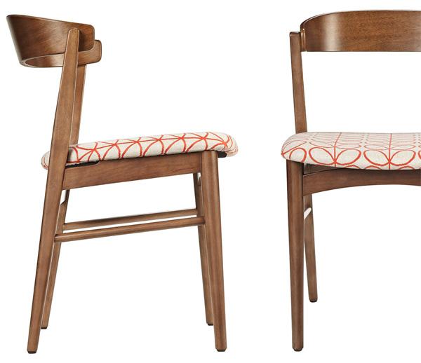 Orla Kiely chair via the red thread