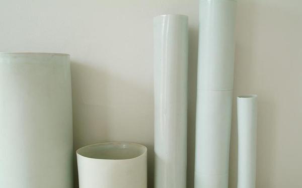 seafoam ceramics via the red thread
