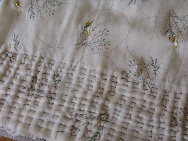 Melissa Wastney quilt via the red thread