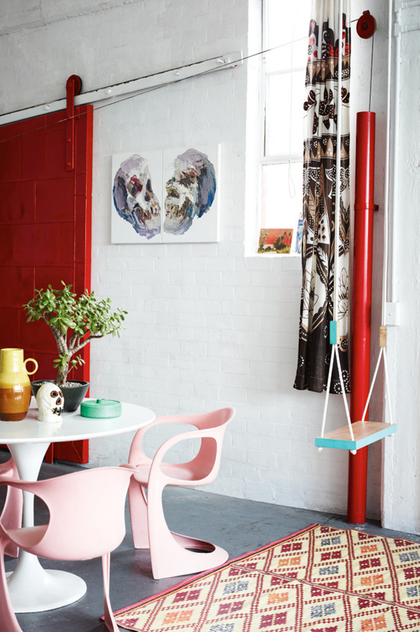 Kirra Jamison's home via Inside Out