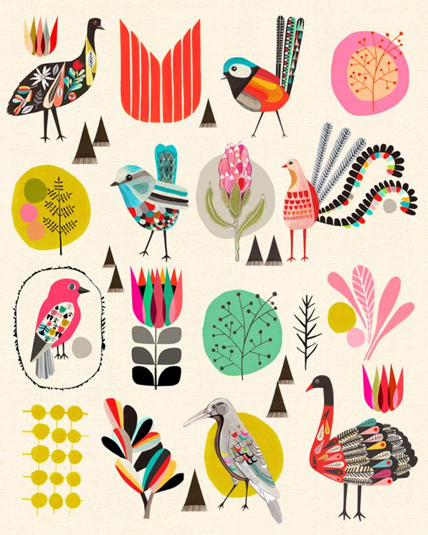 inaluxe_Birds-of-Australia