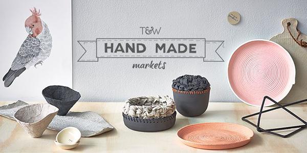 Temple & Webster's artisan handmade market