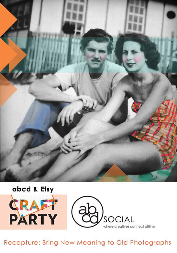 Etsy and abcd Sydney craft party this weekend