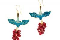 Birdy pick: Birdberry earrings