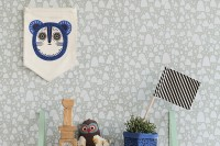 Ferm Living AW14 Kids' Room & Wallpaper