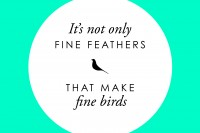 Words for the Week: Fine Birds