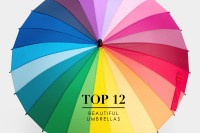 Top 12 Beautiful Umbrellas