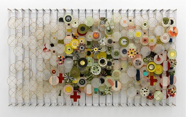 artist Jacob Hashimoto 3 via the red thread