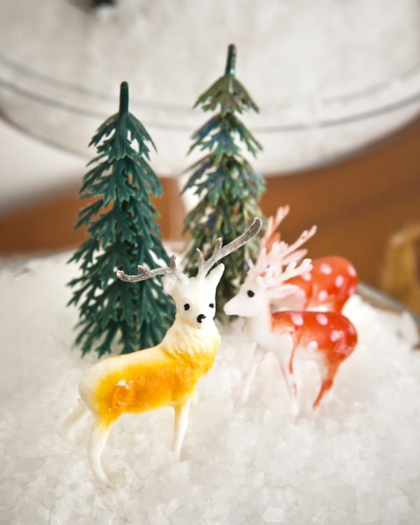 A miniature winter wonderland by we-are-scout.com.