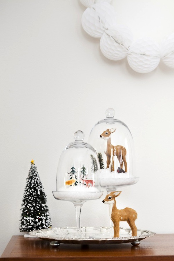 Christmas vignette by we-are-scout.com.