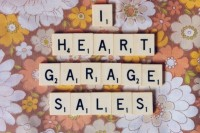 Happy Garage Sale Trail Day!
