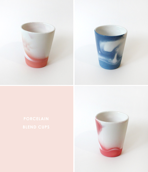 LOVING :: Blend Cups by Louise M Studio