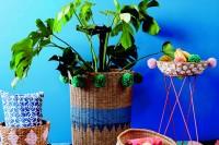 Make & Do by Beci Orpin: Pompom Baskets