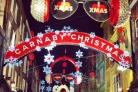 Insta-Found! Christmas Lights in London 2014