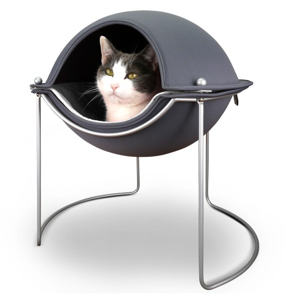 Hepper Pod pet bed, from D&C Lifestyle, via we-are-scout.com.
