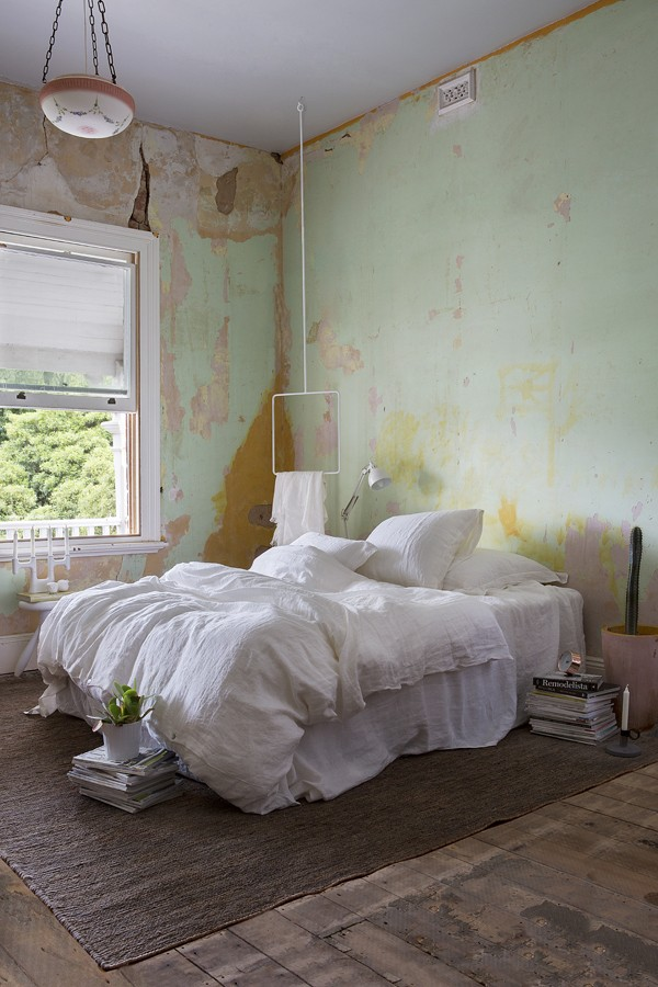 design scout: pure linen bedding - we are scout