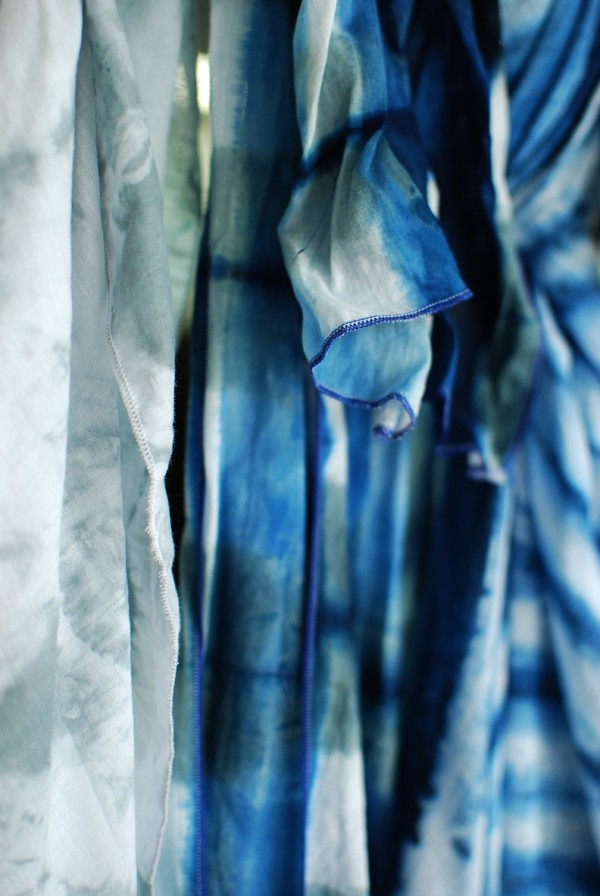 Win a Shibori Workshop via We Are Scout blog