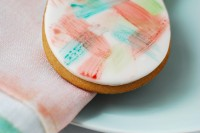 Tutorial: How to Make Watercolour Easter Egg Cookies