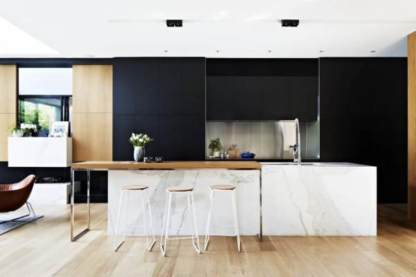 TREND SCOUT: Australian kitchen by Workroom Design, via Urbis Magazine. Photography by Armelle Habib, via We-Are-Scout.com.