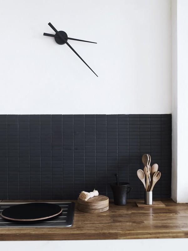 Trend Scout - Black kitchens
