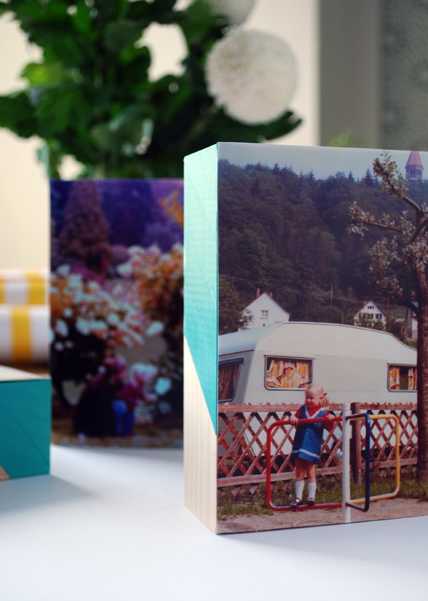 Tutorial: Two lovely photo gift ideas for Mother's Day via we-are-scout.com. Photo: Lisa Tilse for We Are Scout