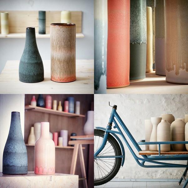 Tortus Copenhagen ceramic studio via We Are Scout