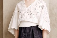 Fashion Scout: Tsumori Chisato Blouse for Anthropologie