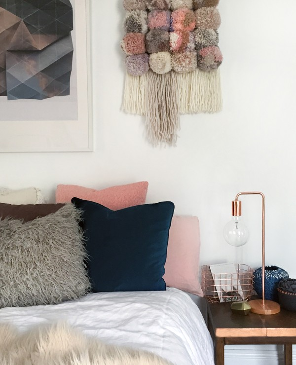 How to update a room on a budget - the easy way - via we-are-scout.com